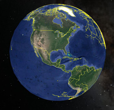 Earth's Axis has changed | An honest site with easily